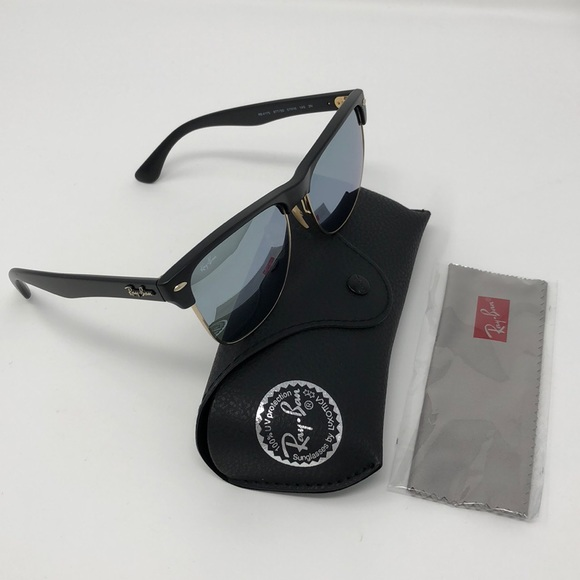 da13d30c7f9 CLUBMASTER OVERSIZED FLASH LENSES RB4175 877 30.  M 5aa0ae3250687c6832a5387a. Other Accessories you may like. Ray-Ban  Sunglasses
